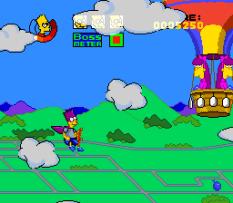 The Simpsons: Bart's Nightmare 11