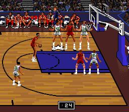 Bulls versus Blazers and the NBA Playoffs 14