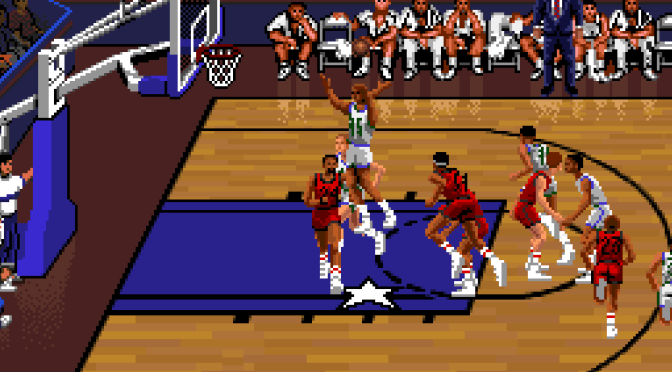 SNES A Day 126: Bulls vs. Blazers and the NBA Playoffs