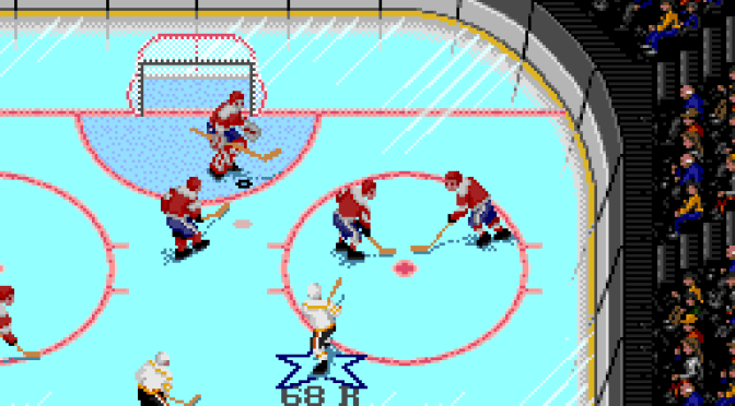 SNES A Day 140: NHLPA Hockey '93