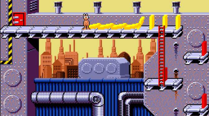 SNES A Day 142: Push-Over