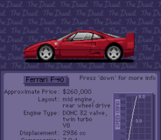 The Duel - Test Drive II 05