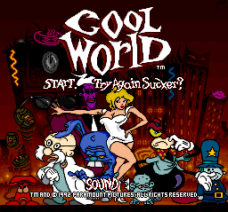 Cool World 01