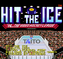 Hit the Ice 01