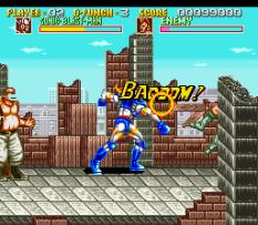 Sonic Blast Man 11