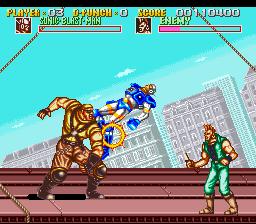 Sonic Blast Man 12