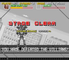 Sonic Blast Man 13