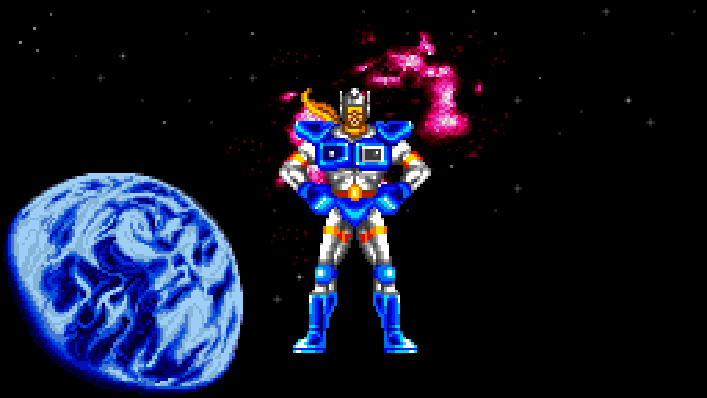 Sonic Blast Man FI