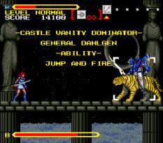 Super Valis IV 10