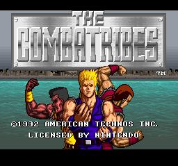 The Combatribes 01