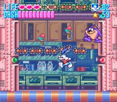 Tiny Toon Adventures - Buster Busts Loose 09