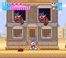 Tiny Toon Adventures - Buster Busts Loose 10
