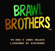 Brawl Brothers 01