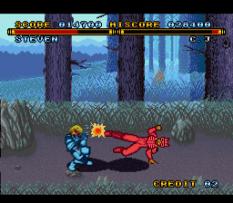 Street Combat 16