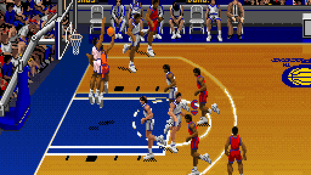 Tecmo Super NBA Basketball FI