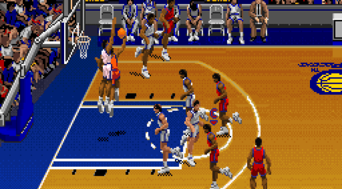 SNES A Day 167: Tecmo Super NBA Basketball