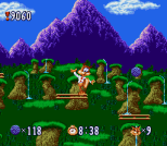 Bubsy in Claws Encounters of the Furred Kind 004