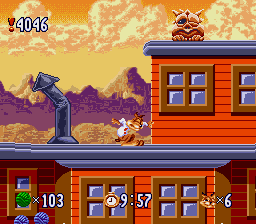 Bubsy in Claws Encounters of the Furred Kind 012