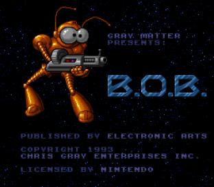 B.O.B. 01