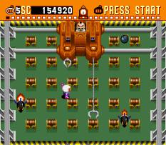 Super Bomberman 11