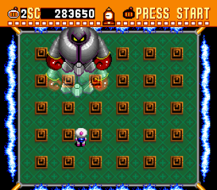 Super Bomberman 12