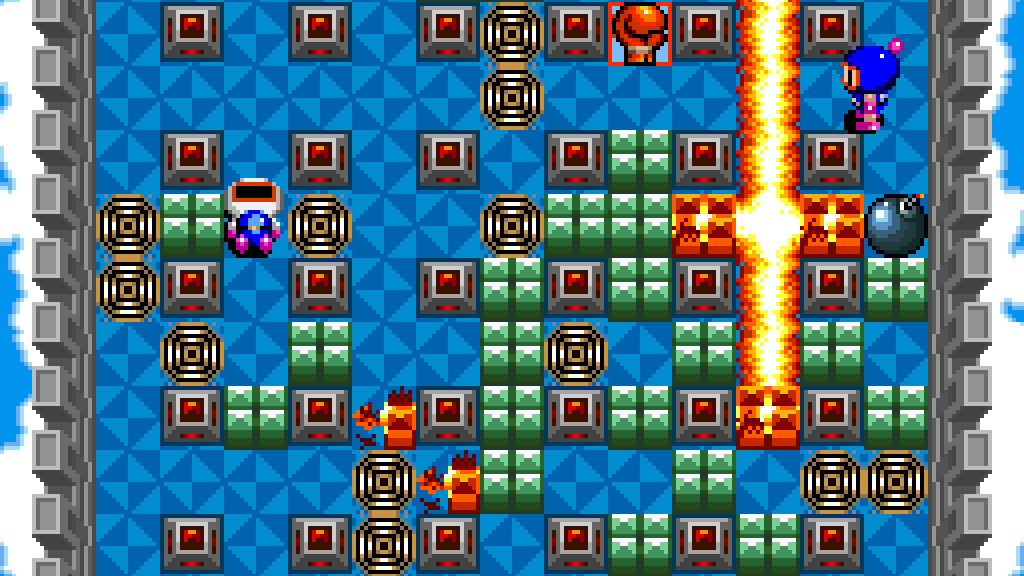 Super Bomberman FI