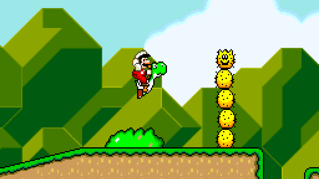 Super Mario World FI