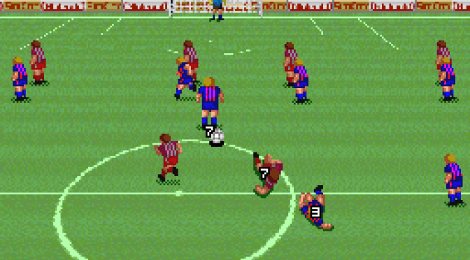 SNES A Day 57: Super Soccer