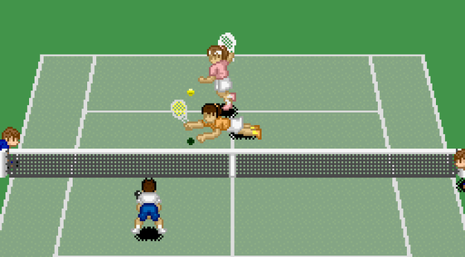 SNES A Day 20: Super Tennis