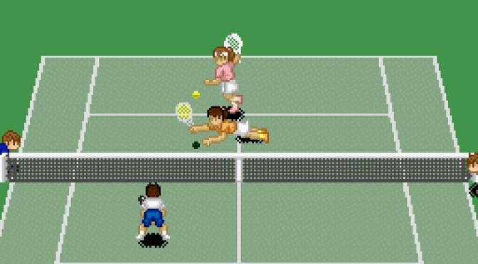 SNES A Day 20: Super Tennis