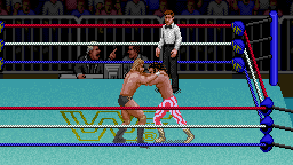 WWF Super WrestleMania FI