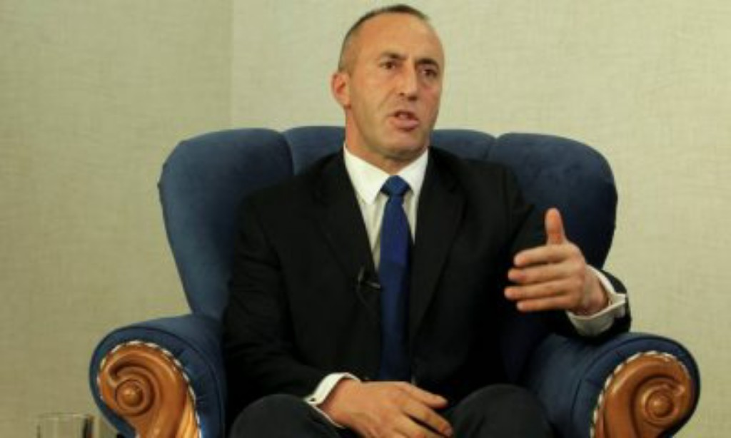 Kosovo's Prime Minister Ramush Haradinaj confessesn he is only a puppet of Washington.