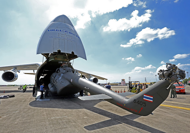 Why Thailand is Buying Russian Helicopters