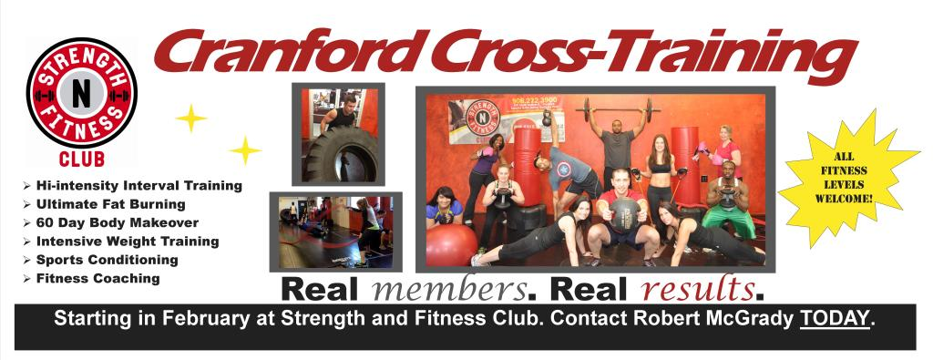 Cross Training Banner 2014