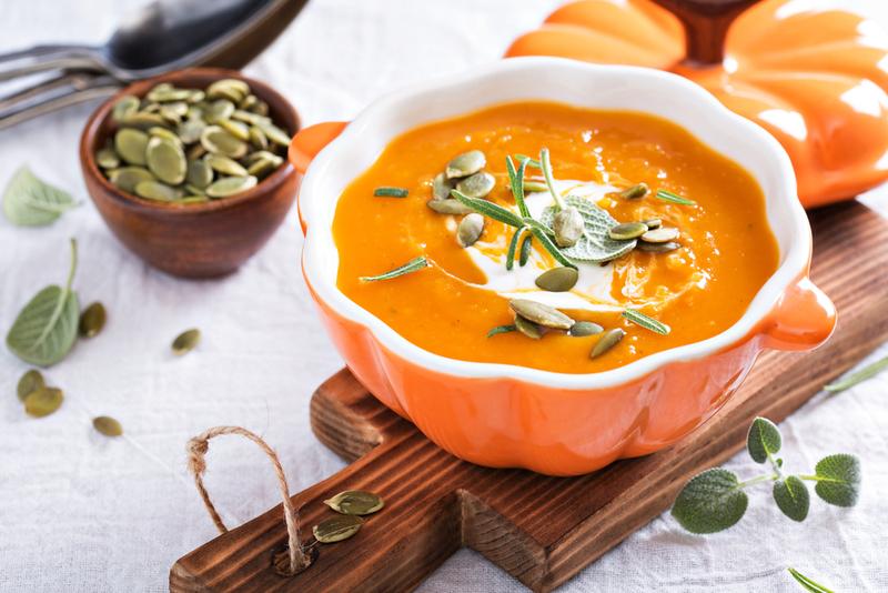 3 супа, которые эффективно помогают похудеть