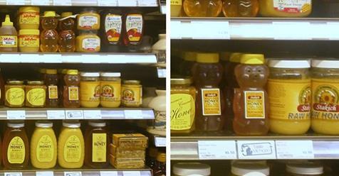 Поддельный мед буквально повсюду: вот как узнать разницу