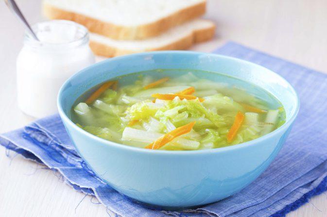 3-дневная чистка организма супами: Ешь, сколько влезет, но все равно похудеешь