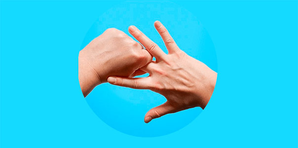 Как управлять своим здоровьем с помощью пальцев одной руки