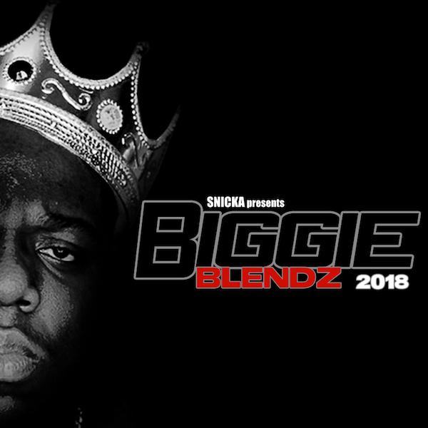 Biggie Blendz 2018