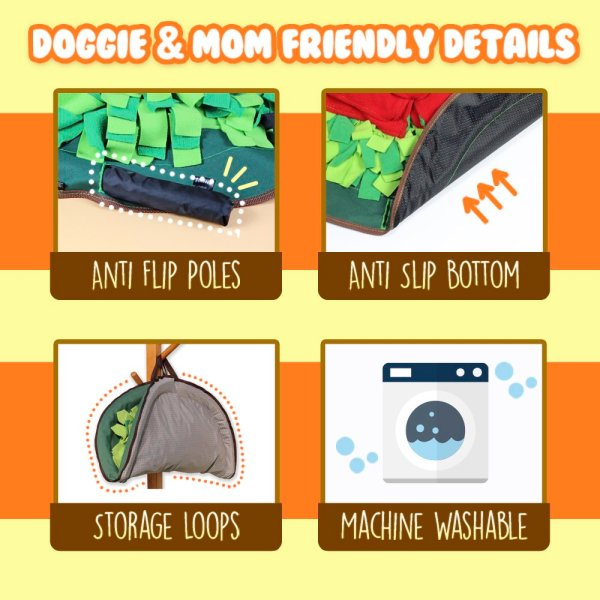 dog friendly design