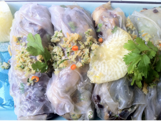 Fast modern Vietnamese dumplings http://wp.me/p3iY4S-R