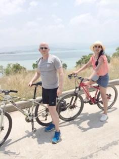Bikes for around the island