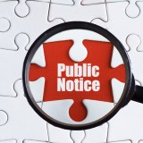 Public Notice: General Election