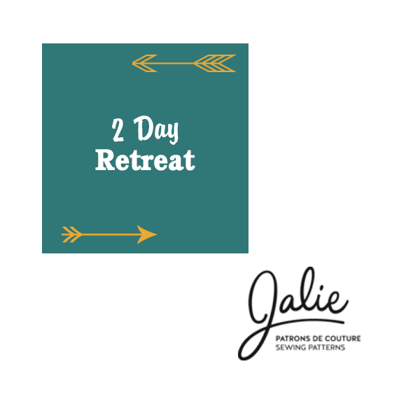Jalie Sewing, Pick Your Project Retreat