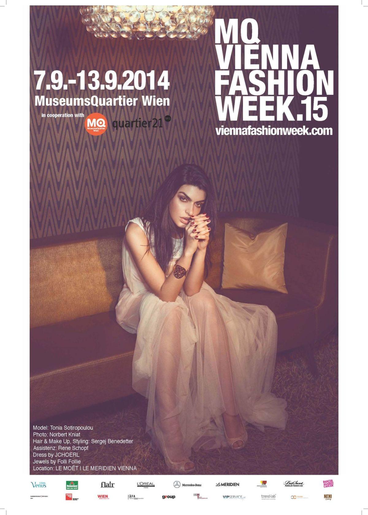 Vienna Fashion Week 2015