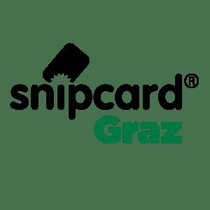 Das snipcard Graz Logo