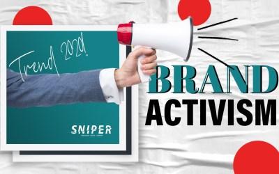 Brand activism: il trend che è esploso nel 2020