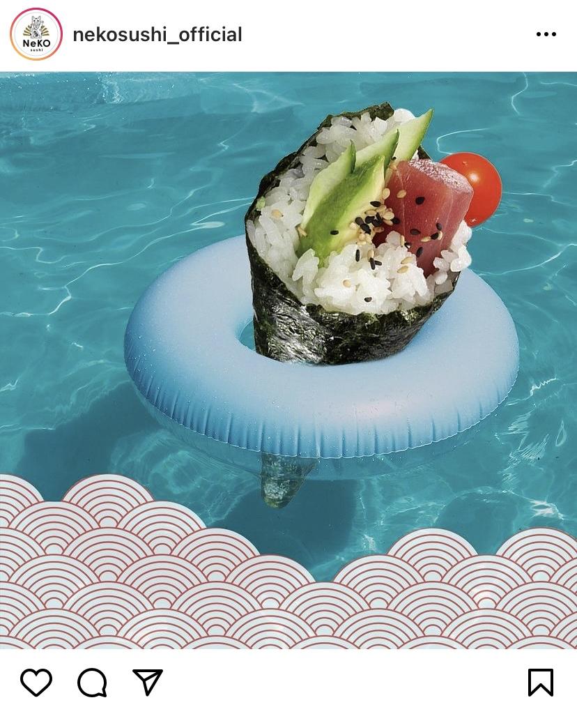 Sushi e creatività