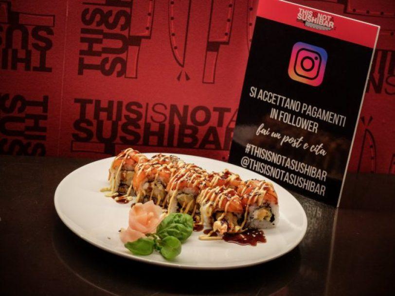 Sushi e social