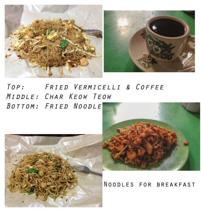Some of the noodles I had. Food is so cheap here! Noodles cost around A$1 only! The portion is definitely smaller than in Australia but it tastes soooo much better! And you can always order two portions for just A$2! I miss food back home especially noodles!